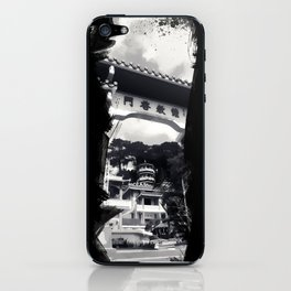 Baguio Bell Church iPhone Skin