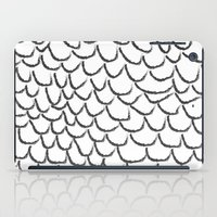 angel wings iPad Cases featuring angel wings by her art