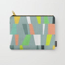 Modern Geometric 41 Carry-All Pouch