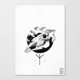 Algiz Canvas Print
