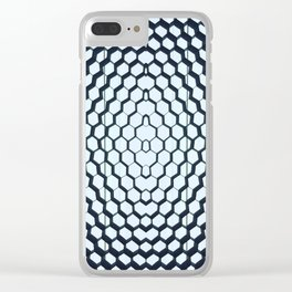Window to my Soul Clear iPhone Case