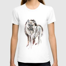 Totem Artic Wolf T-shirt