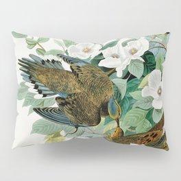 Carolina Turtle Dove, Birds of America by John James Audubon Pillow Sham