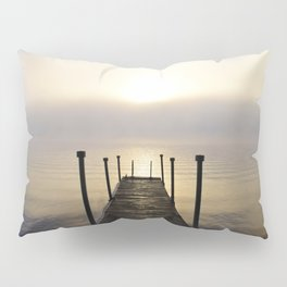 Into the Light: Sunrise, First Full Day of Fall Pillow Sham