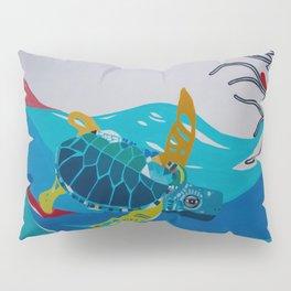 Balinese Sea Turtles Pillow Sham