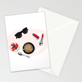 Сoffee Stationery Cards
