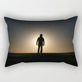 SpaceJump Rectangular Pillow