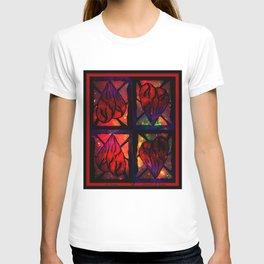 Mi Corazon (My Heart) - Symmetrical Art 3 T-shirt