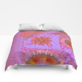 Asymptomatic Relation Flower  ID:16165-082258-08930 Comforters