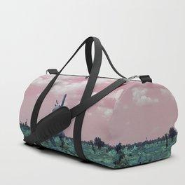 Eye In Triangle Duffle Bag