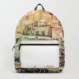 New York City Graffiti Backpack