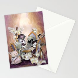 The Four Horsemen: Game night Stationery Cards