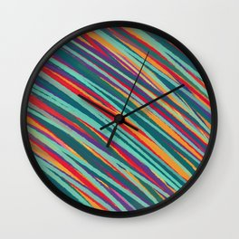 Coloring Box  Wall Clock