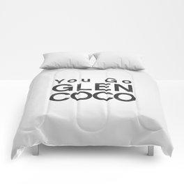 You Go Glen Coco - Mean Girls movie Comforters