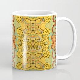 Boujee Boho Elegant Golden Charm Coffee Mug