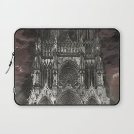 Cathedral Storm Laptop Sleeve