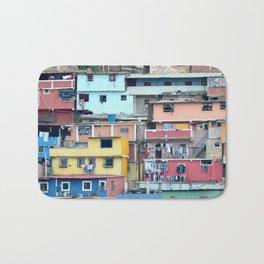 Venezuelan Tetris Bath Mat