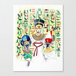 Egyptian Sphynx Canvas Print
