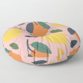 LEMONADE Floor Pillow
