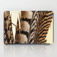 into the wild iPad Cases featuring Wild by Charlene McCoy