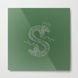 South side Serpents Metal Print