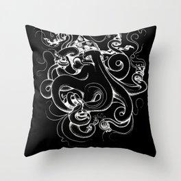 Mr Coladita 3 Throw Pillow