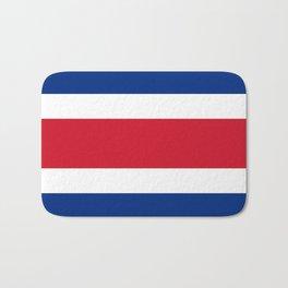 Costa Rica Flag Bath Mat