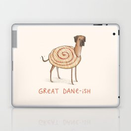 Great Dane-ish Laptop & iPad Skin