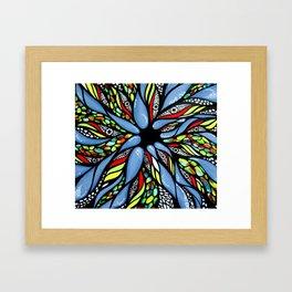 Opal Essence Framed Art Print