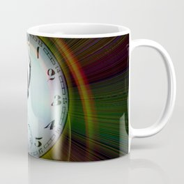 Magic of colors - Time is running out Coffee Mug