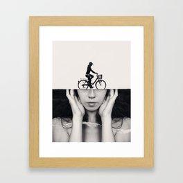 Sightseeing Framed Art Print