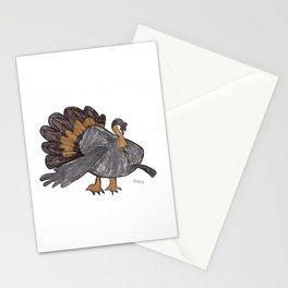 Fall Turkey Stationery Cards