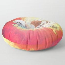 Astrona~uterus Floor Pillow