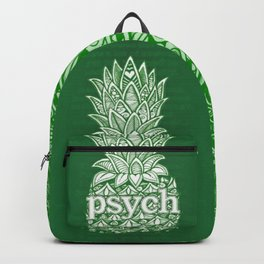Psych Pineapple! Backpack