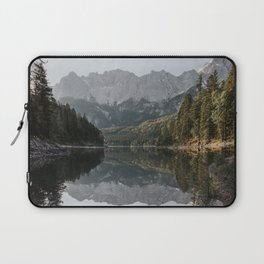 Lake View - Landscape and Nature Photography Laptop Sleeve