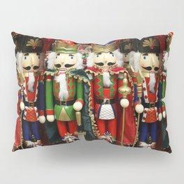 Nutcracker Soldiers Pillow Sham
