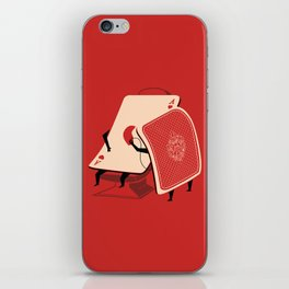 the Brave of Hearts iPhone Skin