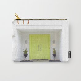 Lime Door Palm Springs Carry-All Pouch