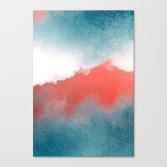 clouds III Canvas Print