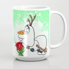 A volte vale la pena sciogliersi per qualcuno Coffee Mug
