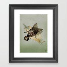 Pretty Dirty Little Thing Framed Art Print