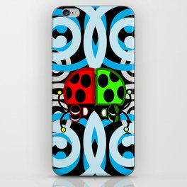 Daze iPhone Skin