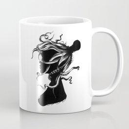 Squindy Silhouette Coffee Mug