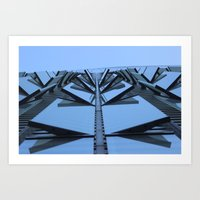Freedom Tower #2 Art Print