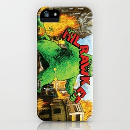 MilRAWKee iPhone Case