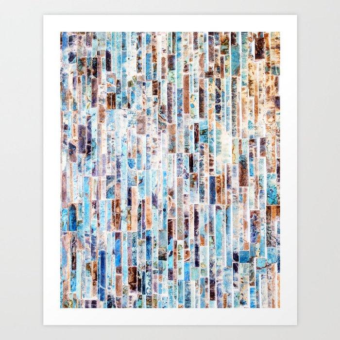 Minutiae #society6 Decor #buyart Art Print