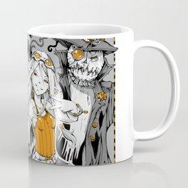 Poogaton: Esha and Scarecrow Coffee Mug