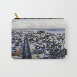 Reykjavik, Iceland Carry-All Pouch