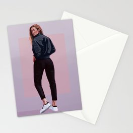 Model Stationery Cards