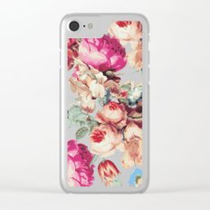 Floral Crush #society6 #decor #buyart Clear iPhone Case